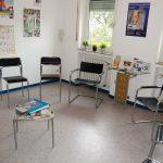 Wartezimmer für Patienten